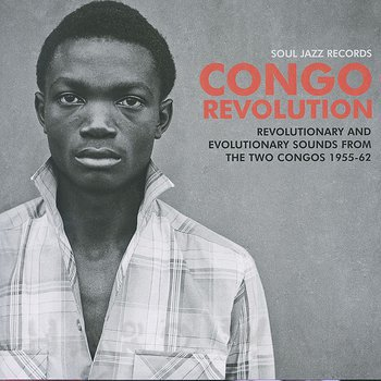 Cover art - Various Artists: Congo Revolution