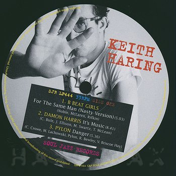 Cover art - Various Artists: The World Of Keith Haring