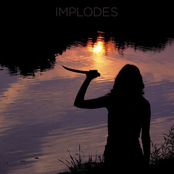 Cover art - Implodes: Black Earth