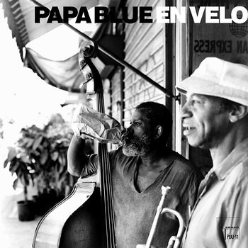 Cover art - Papa Blue: En Velo