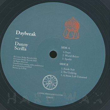 Cover art - Danny Scrilla: Daybreak