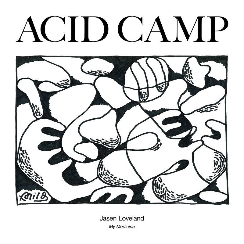 Cover art - Jasen Loveland: My Medicine