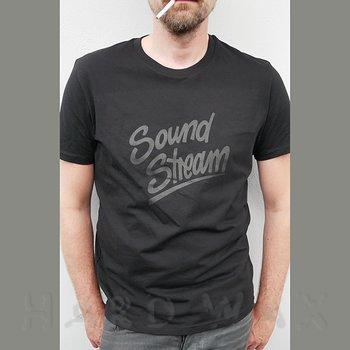 Cover art - T-Shirt, Size S: Black On Black