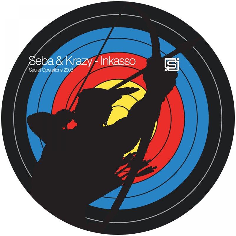 Cover art - Seba & Krazy: Inkasso