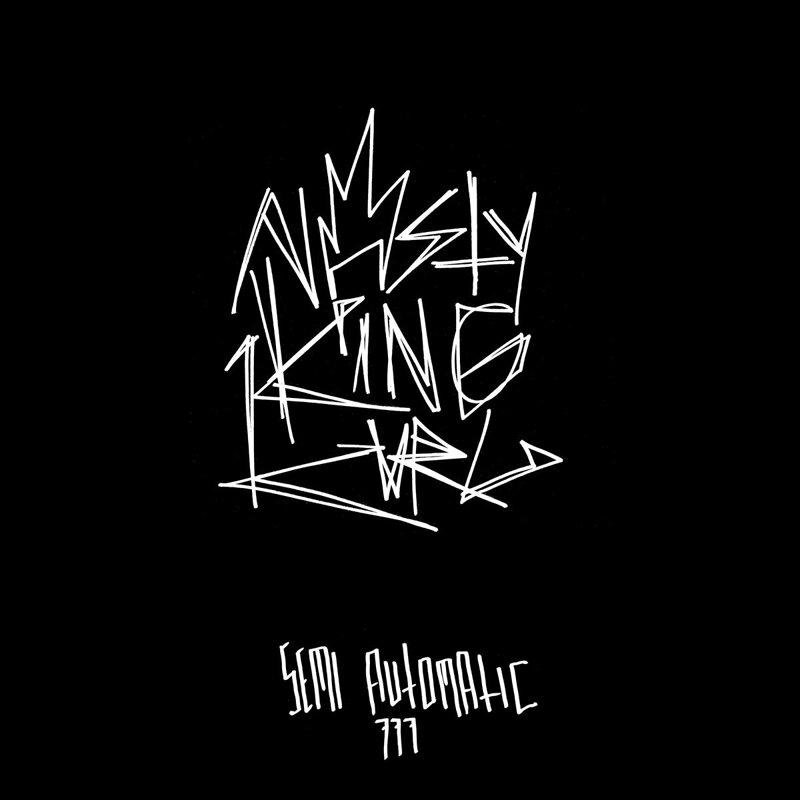 Cover art - Nasty King Kurl: Semi Automatic