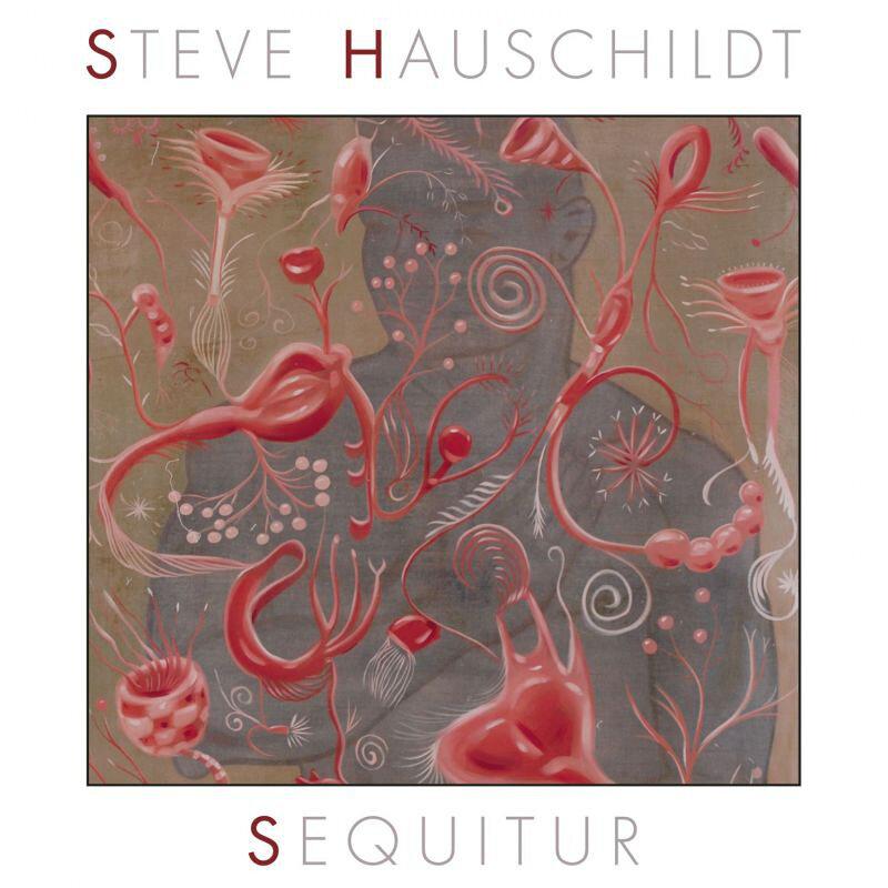 Cover art - Steve Hauschildt: Sequitur