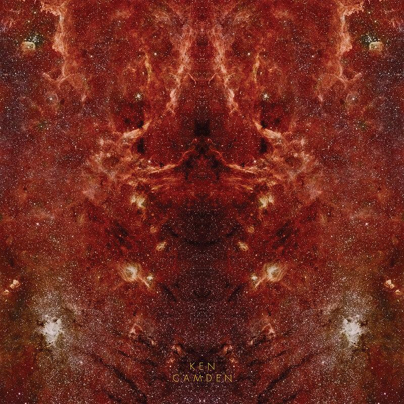 Cover art - Ken Camden: Space Mirror
