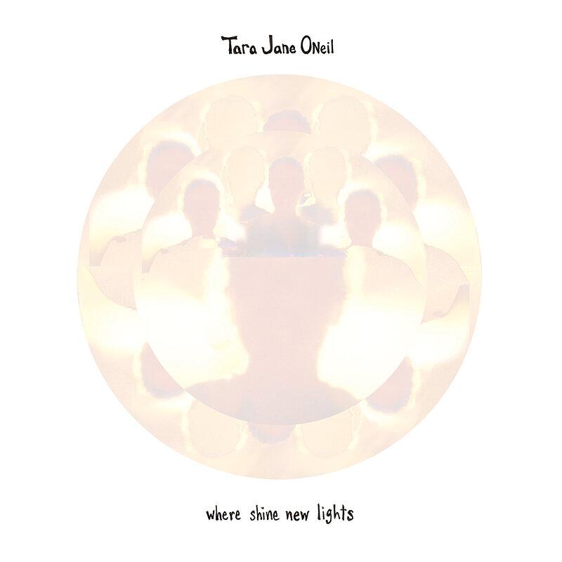 Cover art - Tara Jane O'Neil: Where Shine New Lights