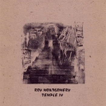 Cover art - Roy Montgomery: Temple IV