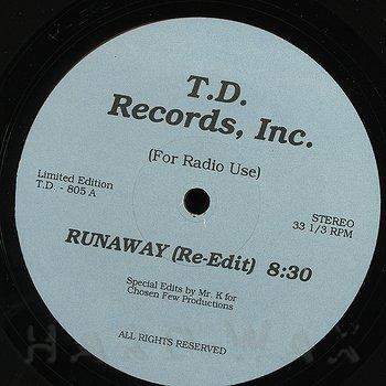 Cover art - Loleatta Holloway: Runaway
