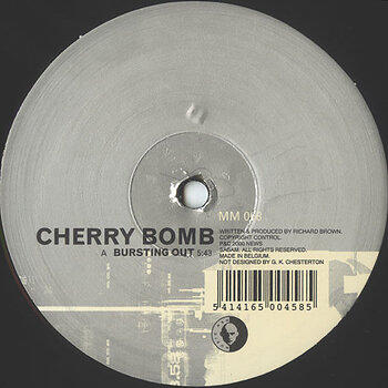 Cover art - Cherry Bomb: Bursting Out