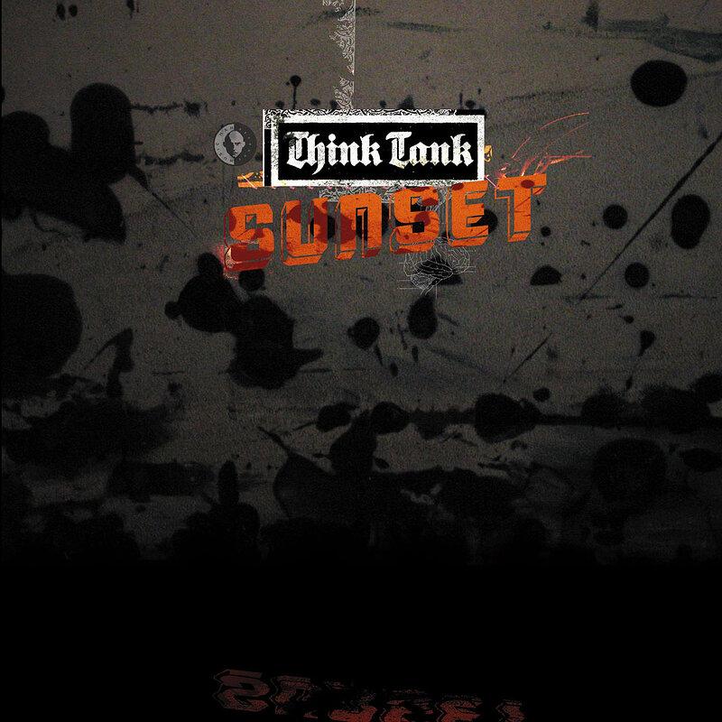 Cover art - Think Tank: Sunset