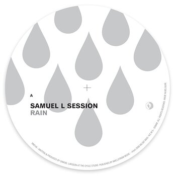 Cover art - Samuel L. Session: Another Day EP