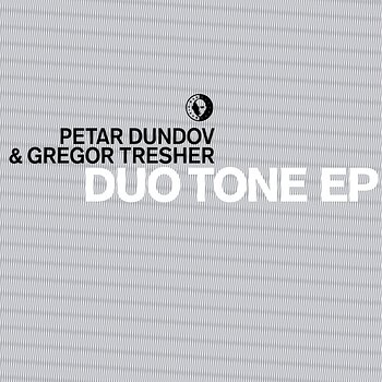 Cover art - Petar Dundov and Gregor Tresher: Duo Tone EP