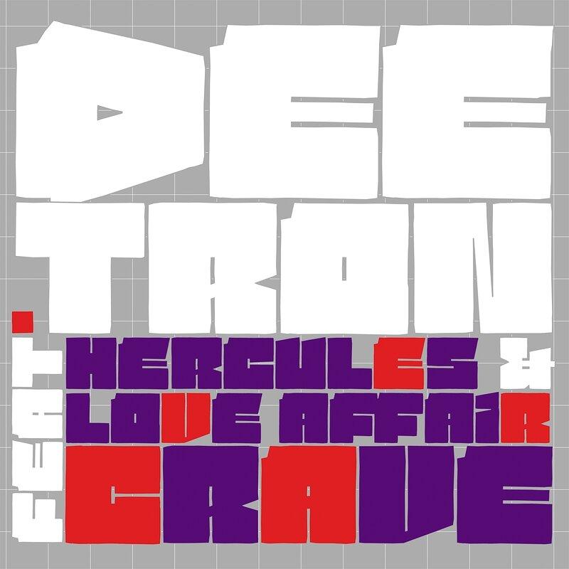 Cover art - Deetron featuring Hercules & Love Affair: Crave