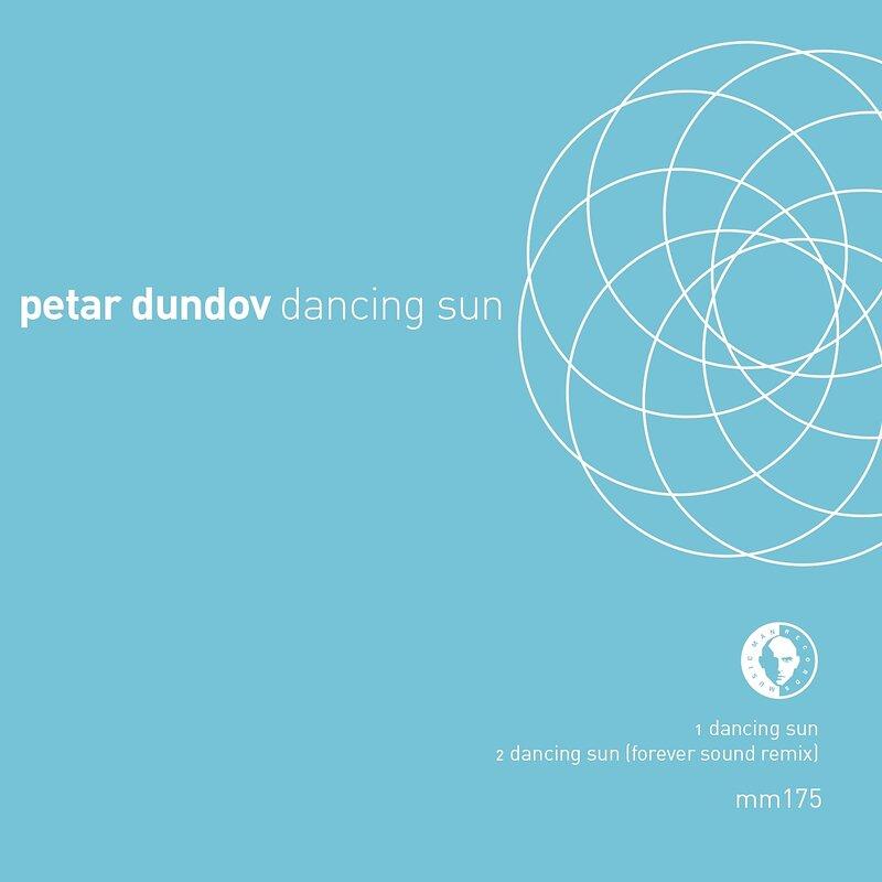 Cover art - Petar Dundov: Dancing Sun