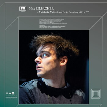 Cover art - Max Eilbacher: Metabolist Meter (Foster, Cottin, Caetani and a Fly)