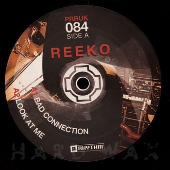 Cover art - Reeko: Bad Connection