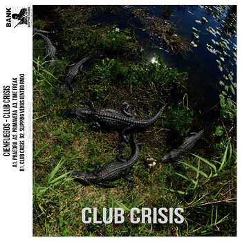 Cover art - Cienfuegos: Club Crisis