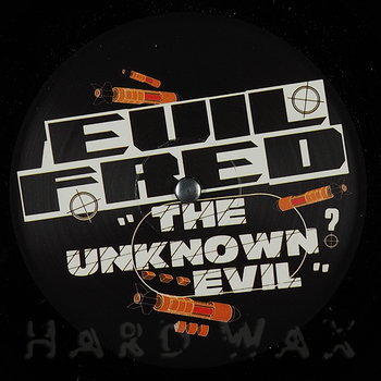 Cover art - Evil Fred: The Unknown Evil EP