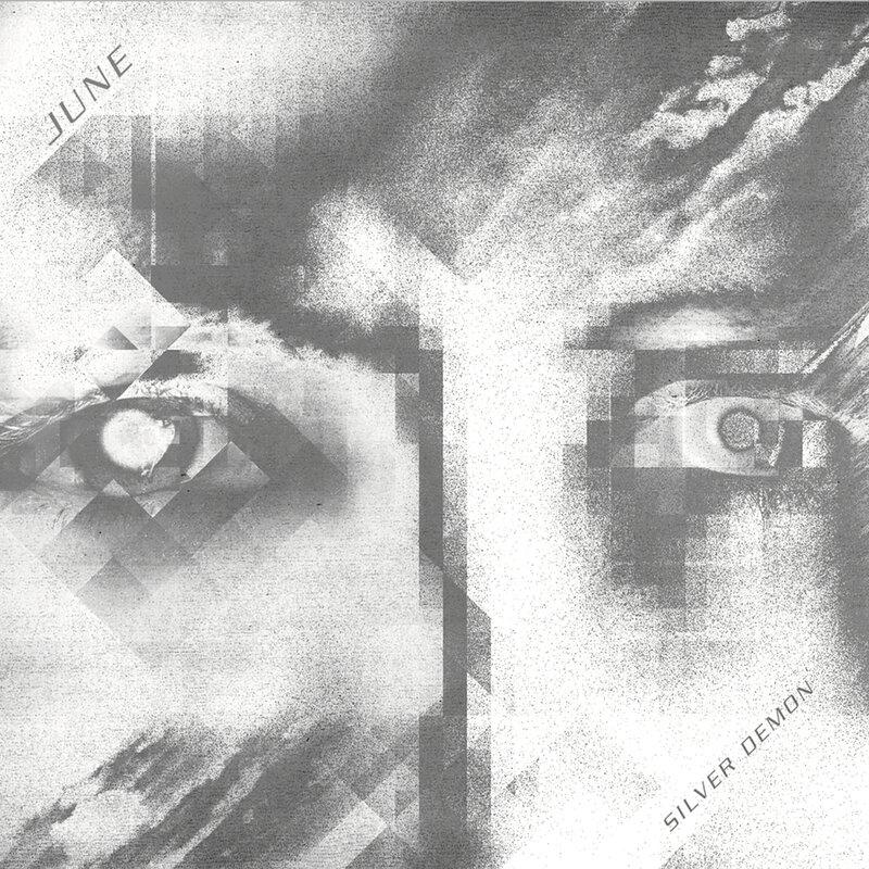 Cover art - June: Silver Demon