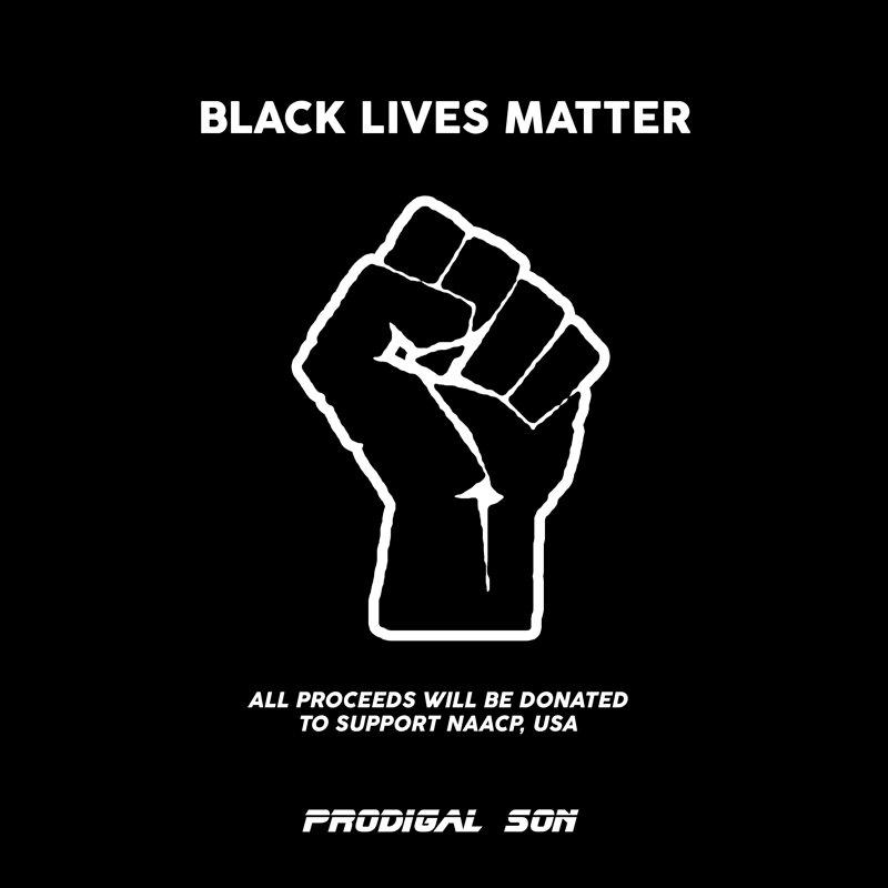 Cover art - Various Artists: Black Lives Matter Compilation