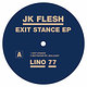 Cover art - JK Flesh: Exit Stance