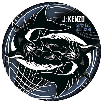 Cover art - J:Kenzo: Shark Eye