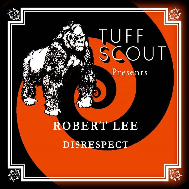 Cover art - Robert Lee: Disrespect