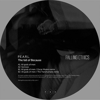 Cover art - P.E.A.R.L.: The Fall Of Because