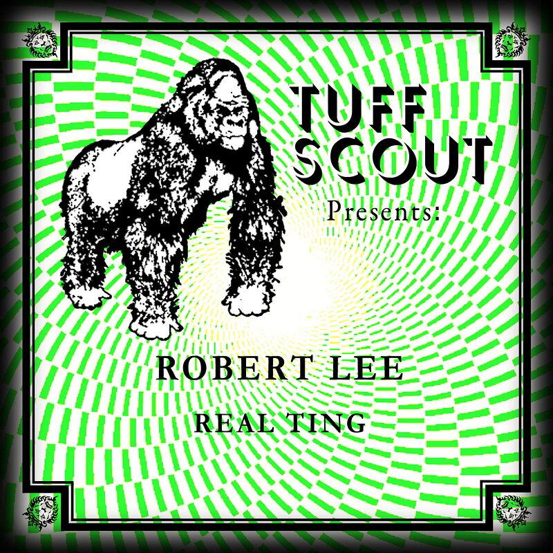 Cover art - Robert Lee: Real Ting