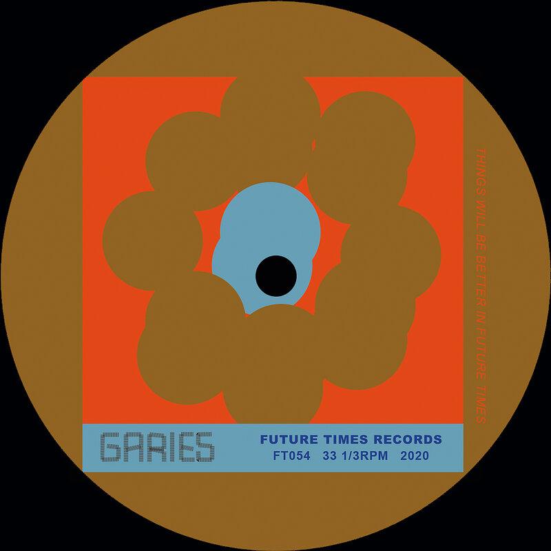 Cover art - Garies: In Bits