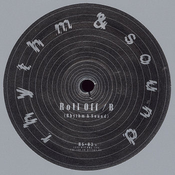 Cover art - Rhythm & Sound: Roll Off
