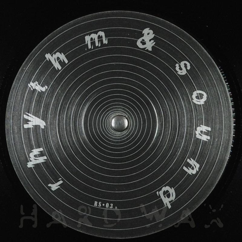 Cover art - Rhythm & Sound: Roll Off