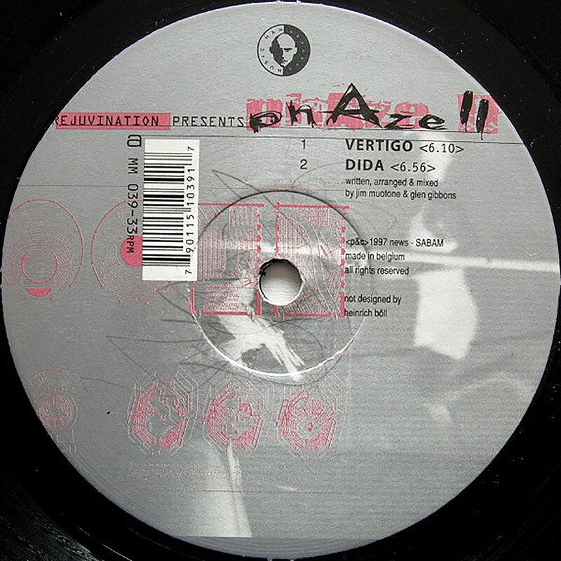 Cover art - Rejuvination: Phaze 2