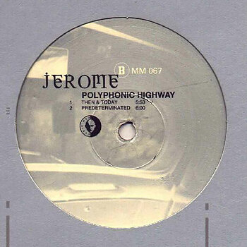 Cover art - Jerome: Polyphonic Highway