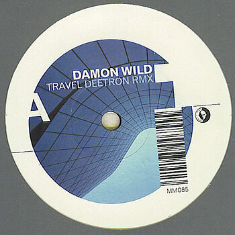 Cover art - Damon Wild: Travel Remixes
