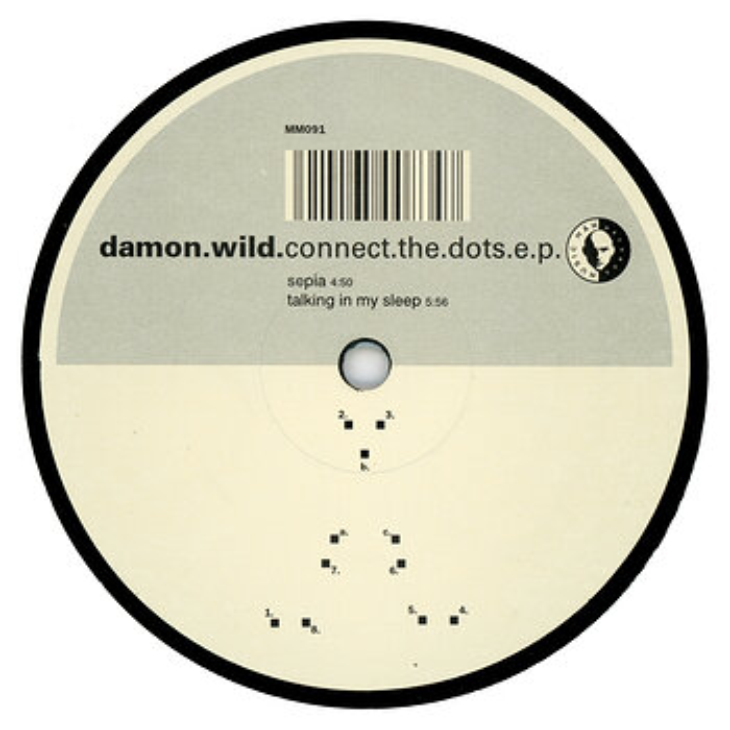 Cover art - Damon Wild: Connect The Dots E.P.