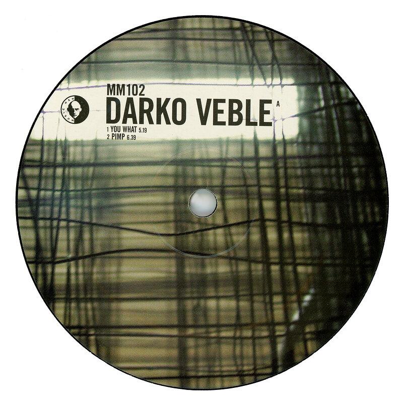 Cover art - Darko Veble: You What