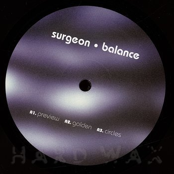 Cover art - Surgeon: Balance