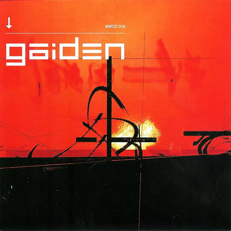Cover art - Gaiden: Walking On Wires