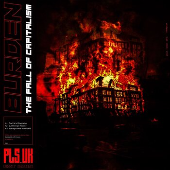 Cover art - Burden: The Fall of Capitalism