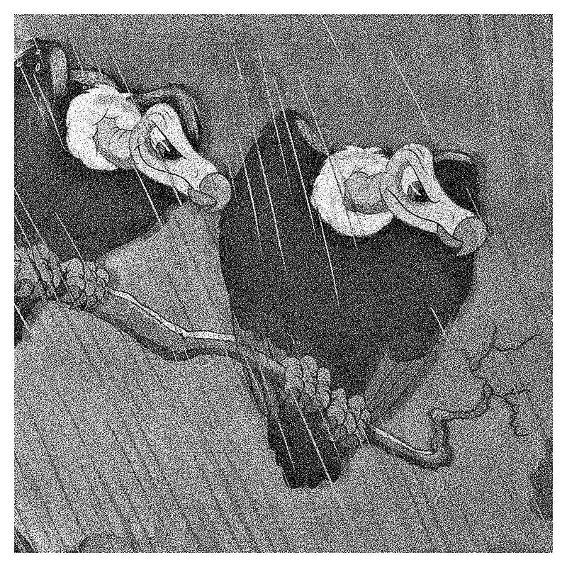 Cover art - Parris: 2 Vultures EP
