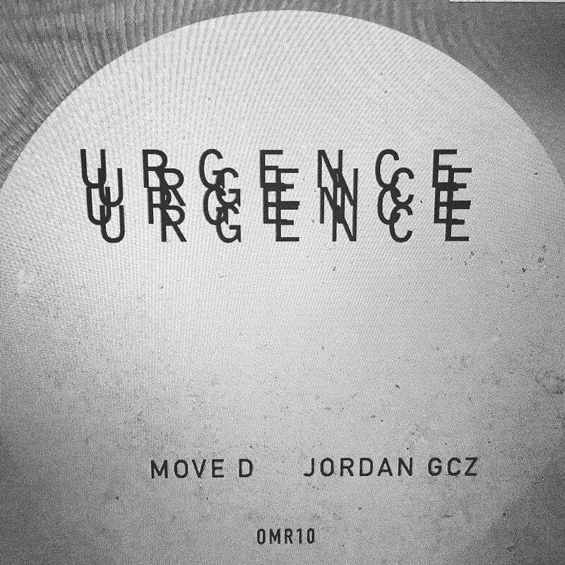 Cover art - Move D & Jordan GCZ: Urgence