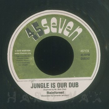 Cover art - Rainforest: Jungle Is Our Dub