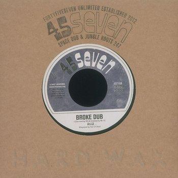 Cover art - Ruz: Broke Dub