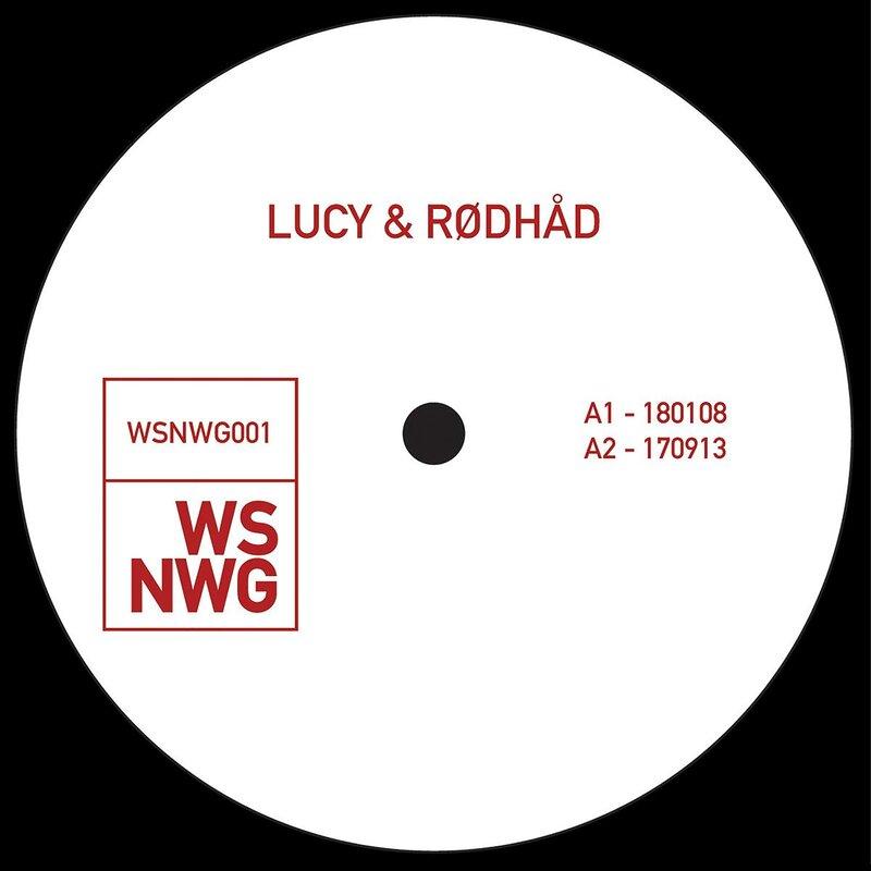Cover art - Lucy & Rødhåd: WSNWG 001