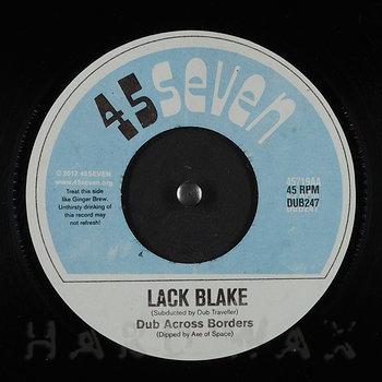Cover art - Dub Across Borders: Black Lake