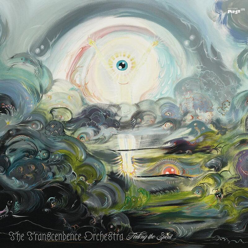 Cover art - The Transcendence Orchestra: Feeling the Spirit