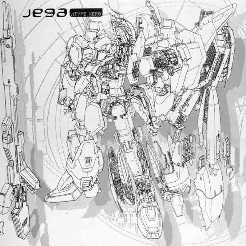 Cover art - Jega: Type Xer0